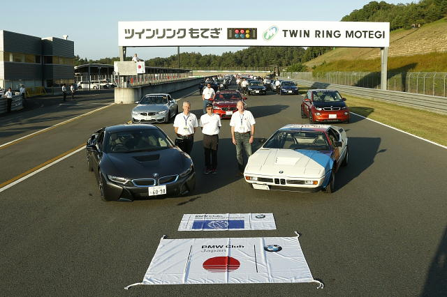 BMW Club Driving Lesson in MOTEGI with BCIC その5